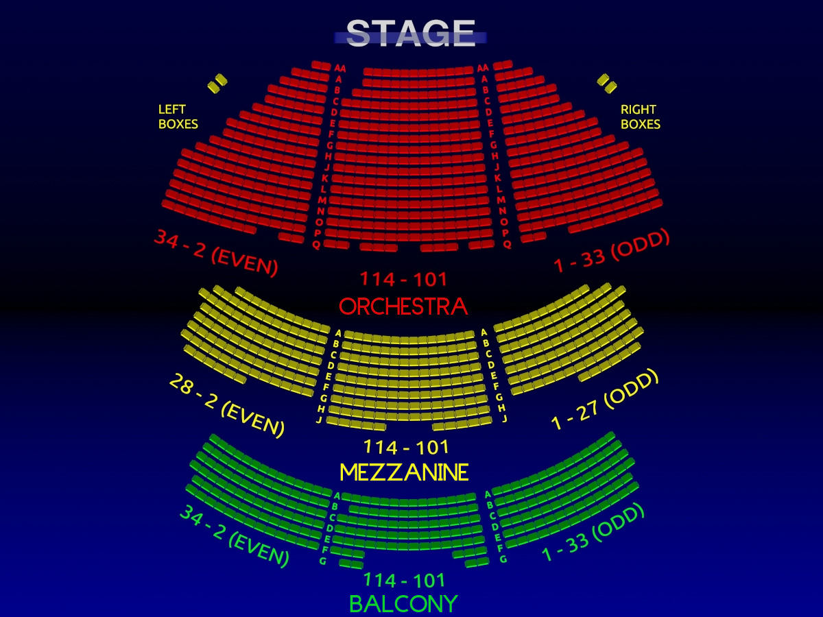 Over the seating plan for zoom viewing 3d models and seating plans