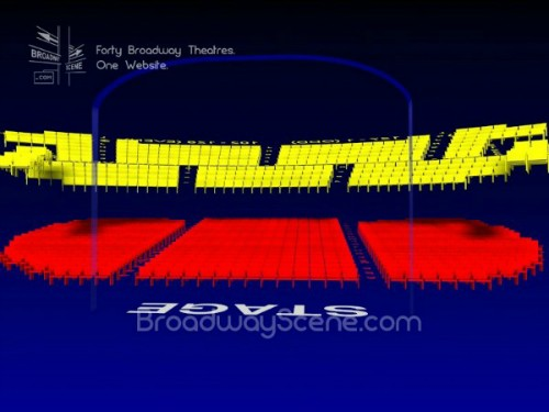 Eugene O Neill Book Of Mormon 3 D Broadway Seating Chart