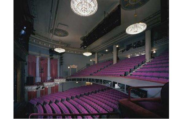 Broadhurst theater seating chart broadhurst theatre for Apt theater schedule