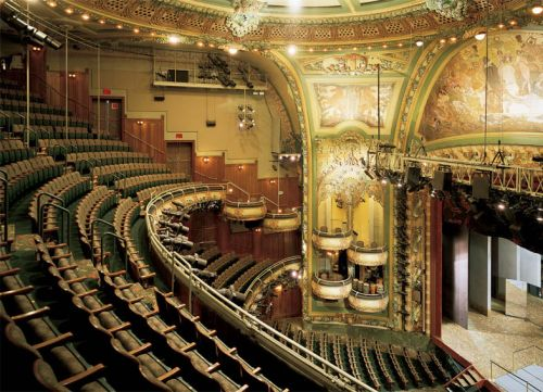 Broadway Seating Chart New Amsterdam Theatre Seating