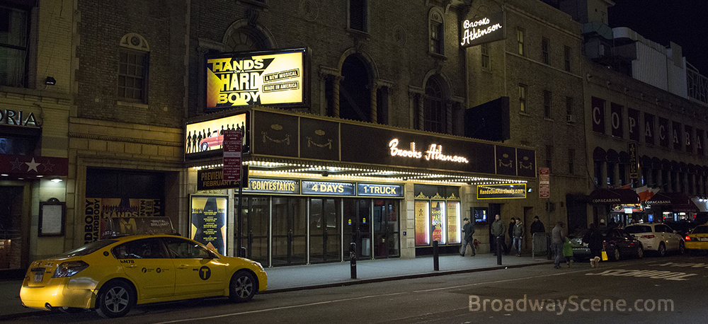 The Brooks Atkinson Theatre