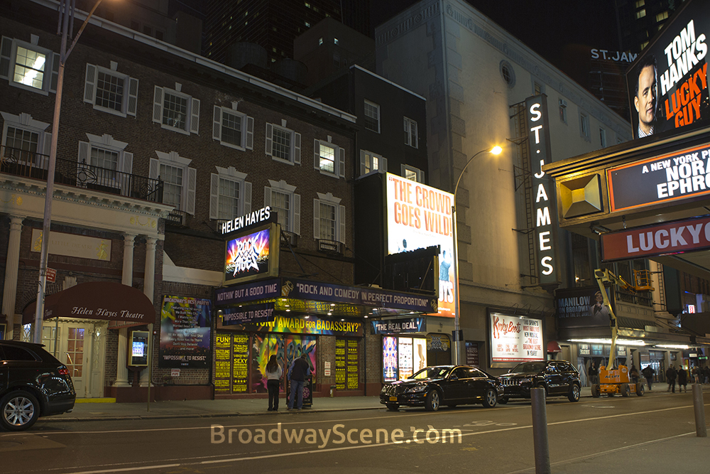 The Helen Hayes Theatre