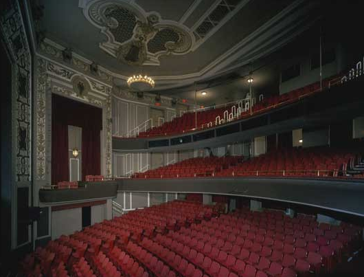 The Longacre Theatre