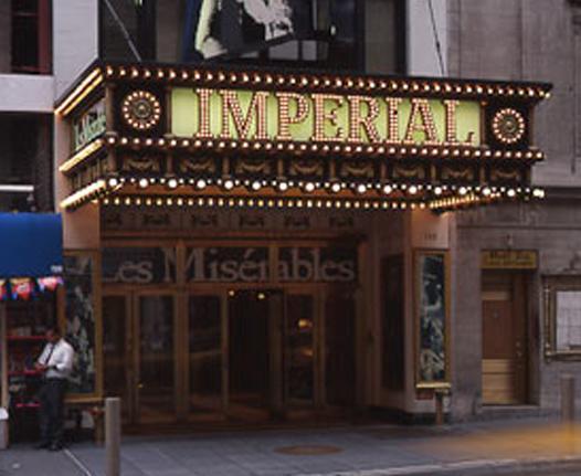 Broadway Theatre Design Architect Herbert J Krapp