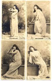 Sarah Bernhardt fought the Syndicate.