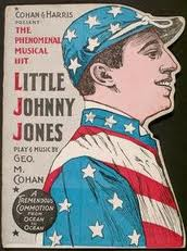 The musical Little Johnny Jones helped make Cohan famous. It was a big step towards the book musical.