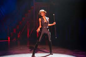 Patina Miller as The Leading Player.