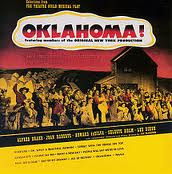 Oklahoma! was the first musical to feature the original cast with the show's original chorus accompanied by the Broadway orchestra.