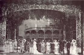Show Boat is considered to be the first successful book musical.