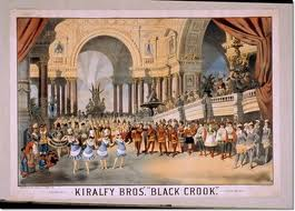 Black Crook Kiralfy Brothers