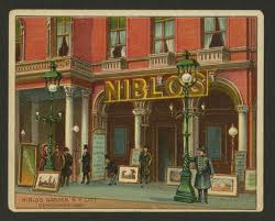 The Black Crook made Niblo's a lot of money.