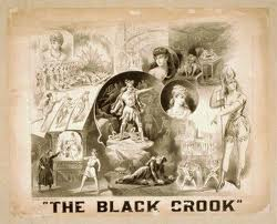The Black Crook musical, broadway