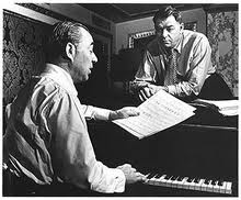 Oklahoma! was Rodgers and Hammerstein's first musical together.