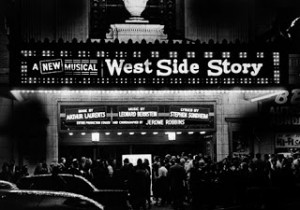 West Side Story at the Winter Garden.