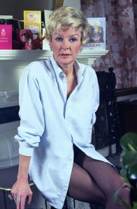 Elaine Stritch has been acting on Broadway for more than 65 years.
