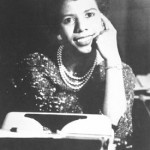 Lorraine Hansberry changed Broadway with one play.