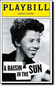 The author featured on Playbill.