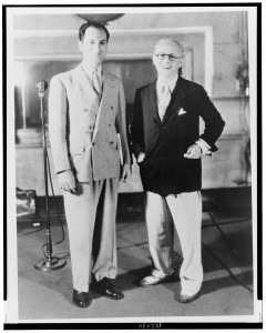 George Gershwin and Kern