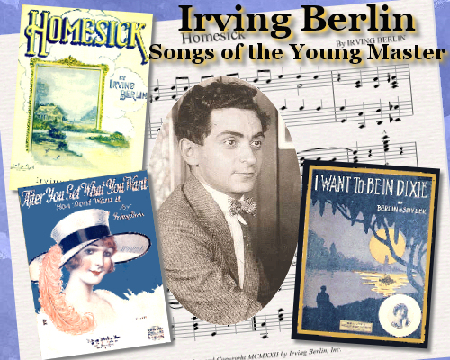 irving berlin history 2018-7-8 article details: irving berlin copyrights the biggest pop song of the early 20th century author historycom staff website name historycom year published.