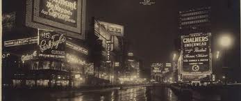 Broadway in the '20s.