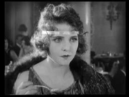 The first flapper in film.