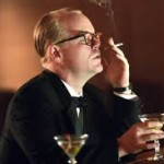 Hoffman won an Oscar for his work in Capote.