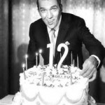 In 19060, Ed Sullivan celebrated 12 years on TV and was about as popular as anyone could be.
