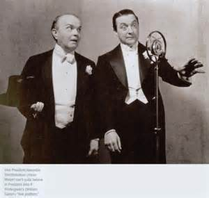 Of Thee I Sing Original Broadway Production (1931)