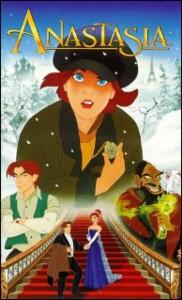 Anastasia 1997 Film Poster