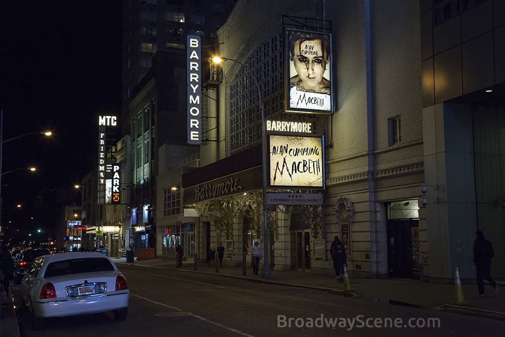 The Ethel Barrymore Theatre