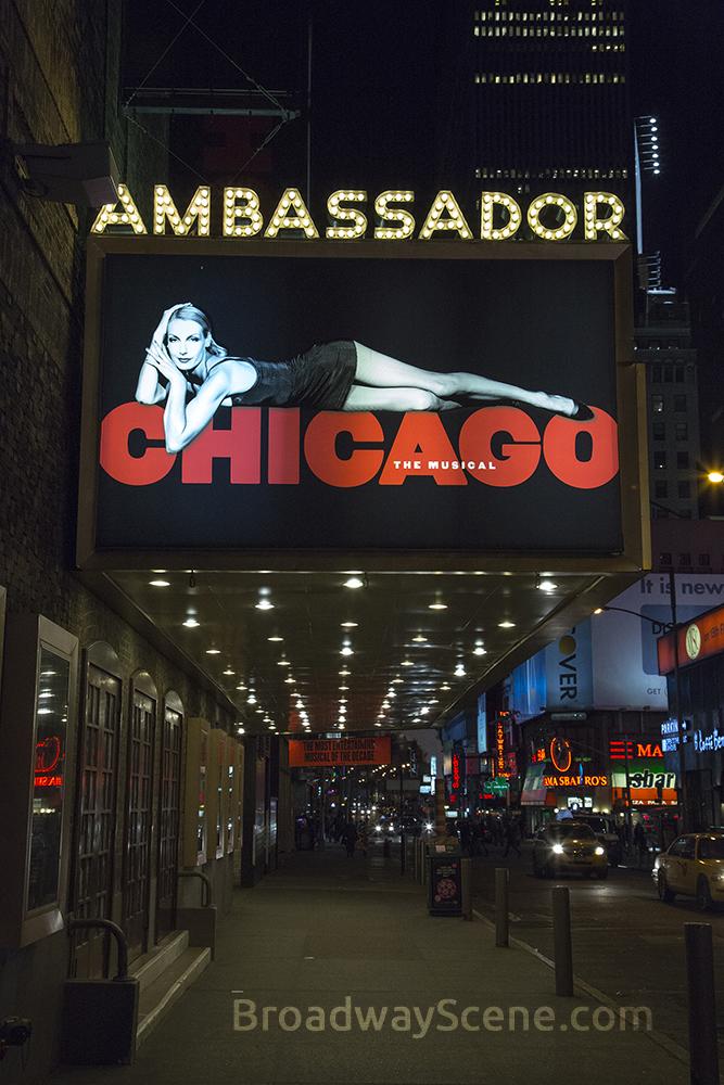 Ambassador Theatre: Broadway theatre info & history