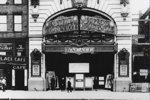 The Palace Theatre was the most prestigious vaudeville house in the nation.