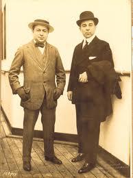 JJ & Lee Shubert.