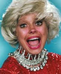 Carol Channing- comedian, singer, actress is still everyone's Dolly.