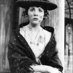 Broadway Scenes Remembered: Julie Andrews as Eliza Doolittle