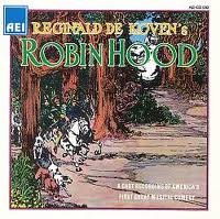 Robin Hood is the first successful American operetta.