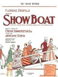Ziegfeld brought Show Boat to the stage.