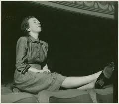 Agnes de Mille offered breakthrough choreography and the book musical came together.