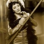 Broadway Scenes Remembered: Helen Morgan as Julie in Show Boat