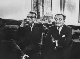 Lerner and Loewe.