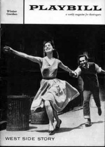 Originally, it was called East Side Story and it was about a Jewish girl and Catholic boy.