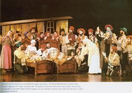 Tevye's dream.