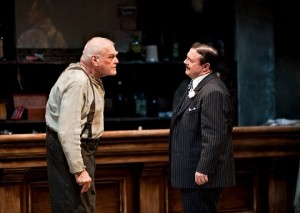 The revival of The Iceman Cometh with Brian Dennehy and Nathan Lane.