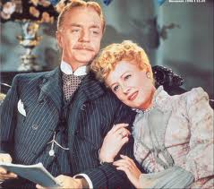 William Powell and Irene Dunne, two of the biggest names of the time, starred in the movie version of Life with Father.