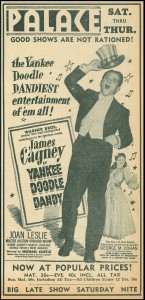 "james Cagney said, ""Everything I learned, I learned in vaudeville."""