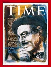 Merrick on the cover of Time.