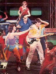 A scene from the short-run show.