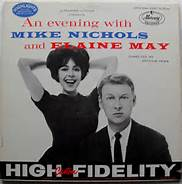Nicholas and May won a Grammy for this LP.